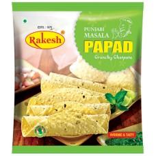 Punjabi Masala Papad 200gm 5 inch