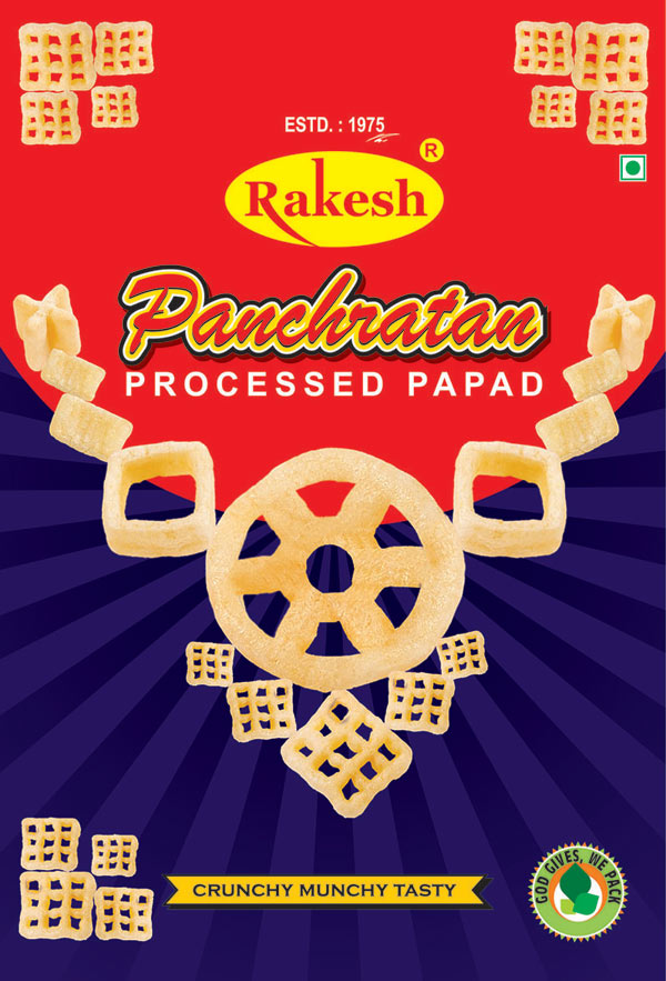 Panch Ratan Papad 200gm