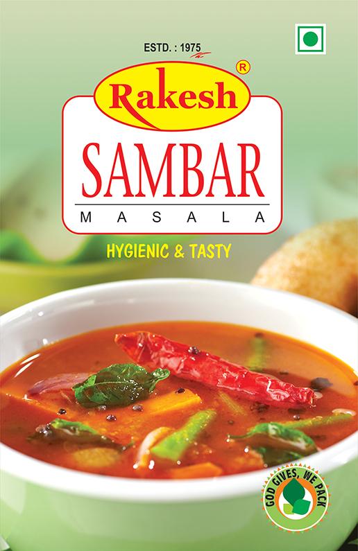 Sambhar Masala
