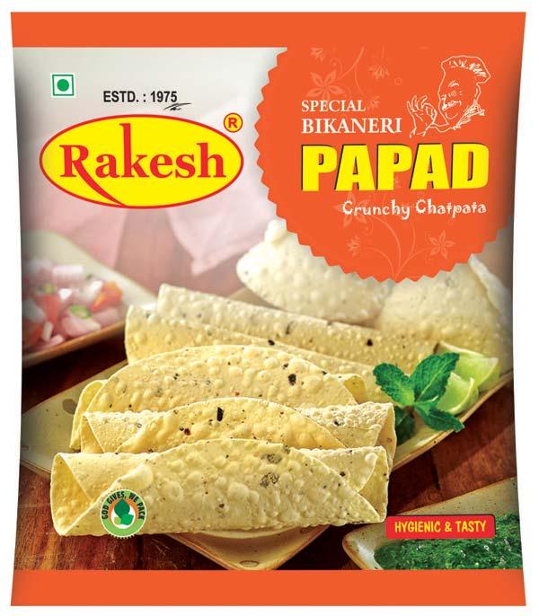Special Bikaneri Papad 8.5 Inch